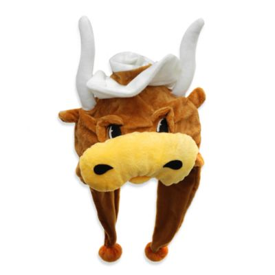 University of Texas Mascot-Themed Dangle Hat