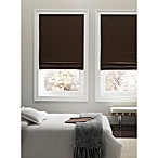 Real Simple®  Cordless Fabric Roman Shades