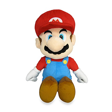 Super Mario Bros.® Pillow Buddy