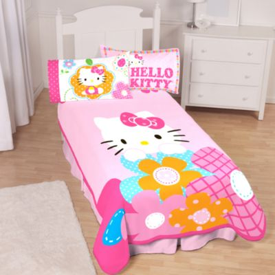 Hello Kitty® Twin Blanket