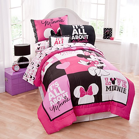 disney minnie mouse twin comforter set is not available for sale