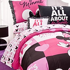 Disney® Minnie Mouse Twin Sheet Set