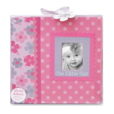 AD Sutton Little Girl Baby Memory Books in Photo Album