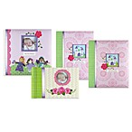C.R. Gibson Enchanted Baby Memory Books