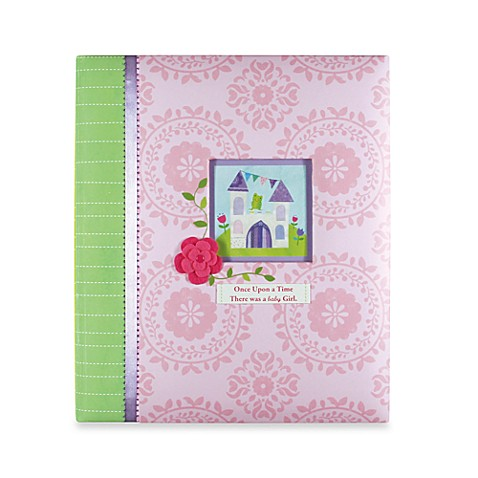 C.R. Gibson® Enchanted Baby Memory Books in Loose Leaf Memory Book