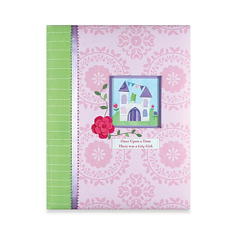C.R. Gibson® Enchanted Baby Memory Books in Bound Memory Book