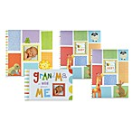 C.R. Gibson Alphabet Animals Baby Memory Books