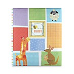 C.R. Gibson® Alphabet Animals Baby Memory Books in Loose Leaf Memory Book