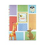 C.R. Gibson® Alphabet Animals Baby Memory Books in Bound Memory Book