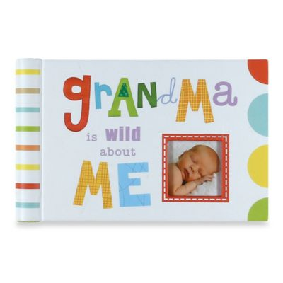 C.R. Gibson® Alphabet Animals Baby Memory Books in Grandma's Brag Book