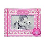AD Sutton Little Lady Flower MDF Frame
