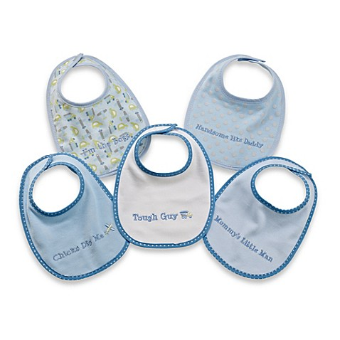 AD Sutton Transportation Bibs in 5-Pack