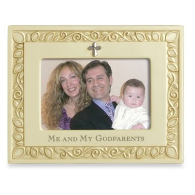 Me and My Godparents Photo Frame