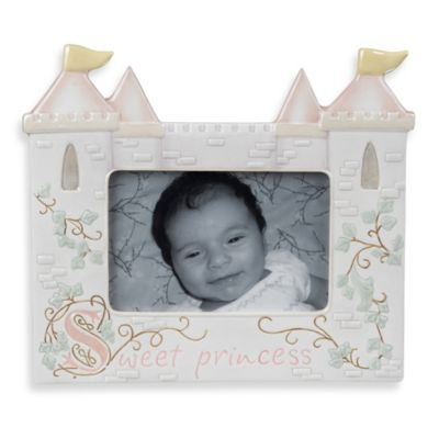 Sweet Princess Photo Frame