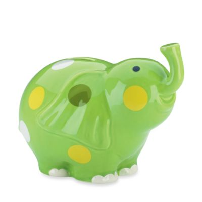 Gorham® Pitter Patter Elephant Bank