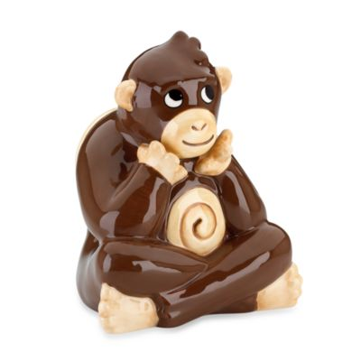 Gorham® Pitter Patter Monkey Bank