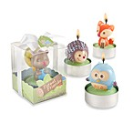 Kate Aspen® Forest Friends Woodland Candles (Set of 4)