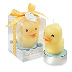Kate Aspen® Rubber Ducky Candle (Set of 4)