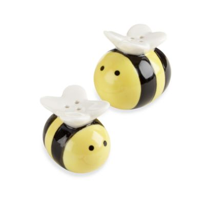 Kate Aspen® Honeybee Salt and Pepper Shakers