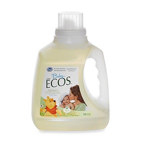 Baby ECOS Free & Clear Disney® 100-Ounce Laundry Detergent