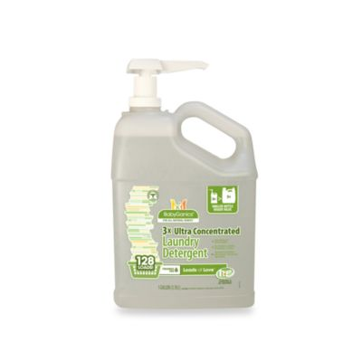 BabyGanics® Loads of Love 128-Ounce 3X Laundry Detergent