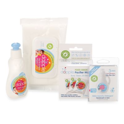 Dapple On-The-Go Essentials Clean-Up Kit