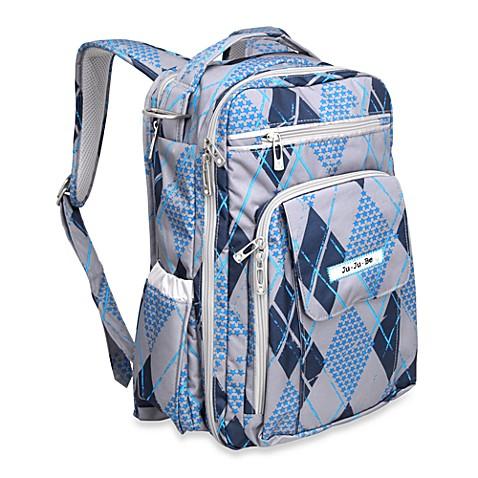 ju ju be be right back backpack style diaper bag in. Black Bedroom Furniture Sets. Home Design Ideas