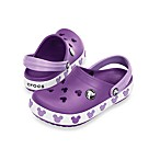 Crocband Mickey II Kids in Dahlia/Iris