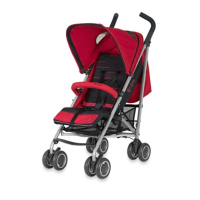 Cybex Onyx Stroller in Chili Pepper