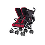 CYBEX Twinyx Twin Stroller in Chili Pepper