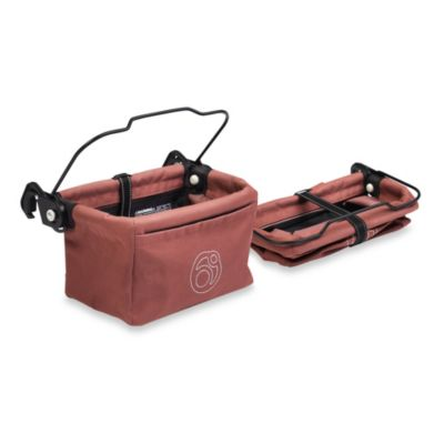 Orbit Baby™ Stroller Pannier Storage Bag Pair in Mocha