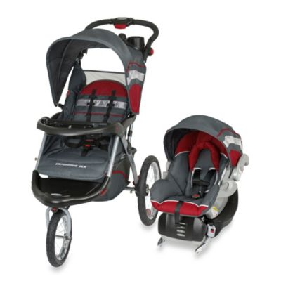 Jogging Strollers > Baby Trend® Expedition ELX Jogger Travel System in Baltic