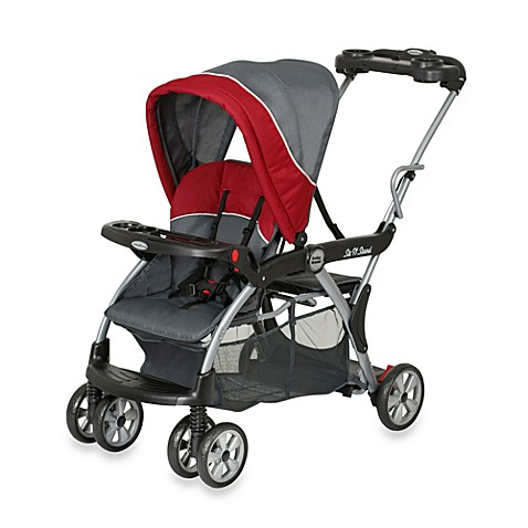 Baby Trend® Sit N' Stand Deluxe Stroller in Baltic