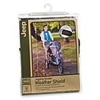 Jeep® Jogging Stroller Weather Shield