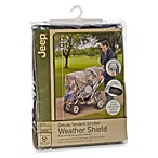 Jeep® Deluxe Tandem Stroller Weather Shield
