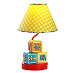 CoCaLo Brooklyn Lamp w/Shade