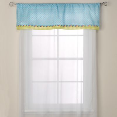 CoCaLo Brooklyn Window Valance