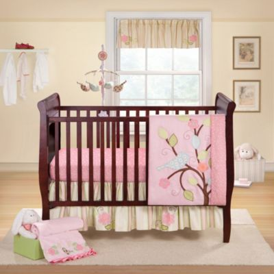 Bananafish® Love Bird 3-Piece Crib Bedding Set