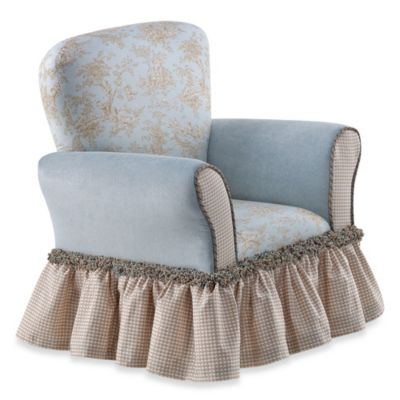 Glenna Jean Central Park Upholstered Child's Rockers