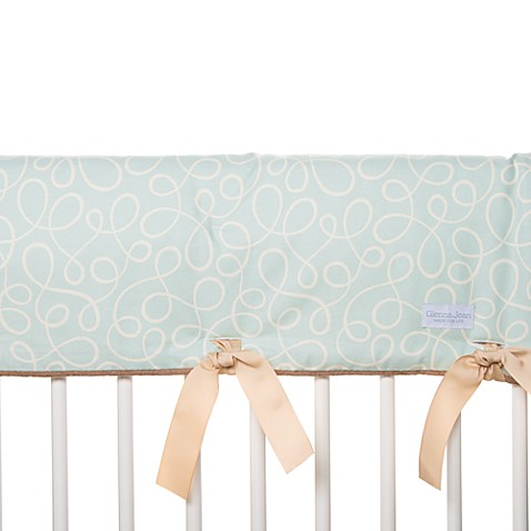 Glenna Jean Finley Crib Long Rail Guard