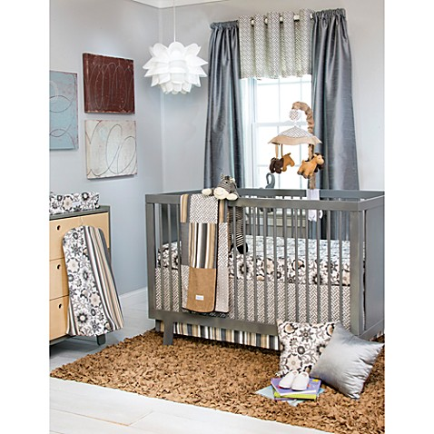Glenna Jean Greyson 3-Piece Crib Bedding Set