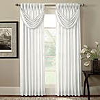 Argentina Pinch Pleat Back Tab Interlined Window Curtain Panels