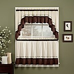 Jayden Window Curtain Tier Pair