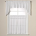 Crochet Window Curtain Tiers