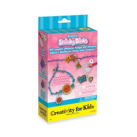 Creativity For Kids® BFF Jewelry Activity Kit