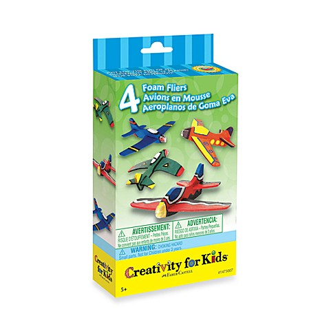 Creativity For Kids® Foam Fliers Activity Kit