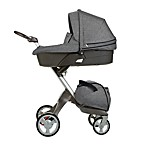 Stokke® Xplory® Carry Cot in Black Melange