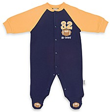 Lamaze Navy Sports Footie