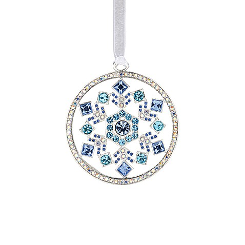 Reed & Barton®  Crystal Snowflake Ornament