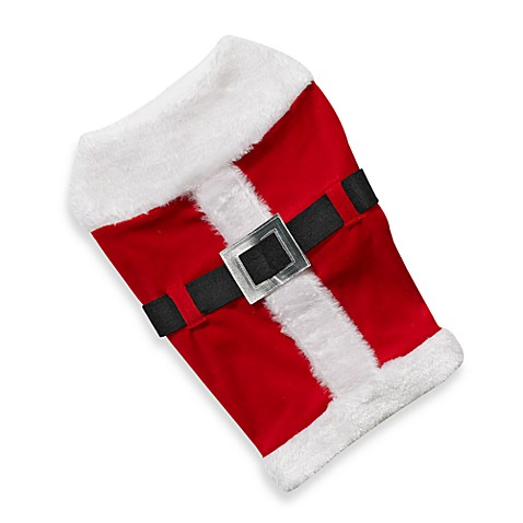 Mr. Claus Medium Pet Costume